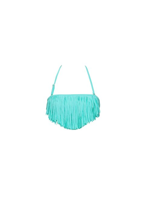Mint Fringe Ione Top