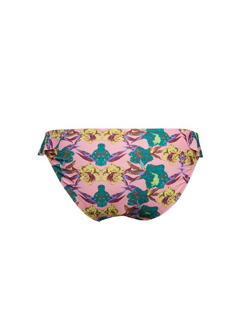 Tropical Erato Flounce Brief
