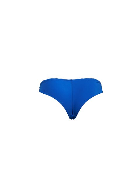 Electric Blue Low-Rise Brief