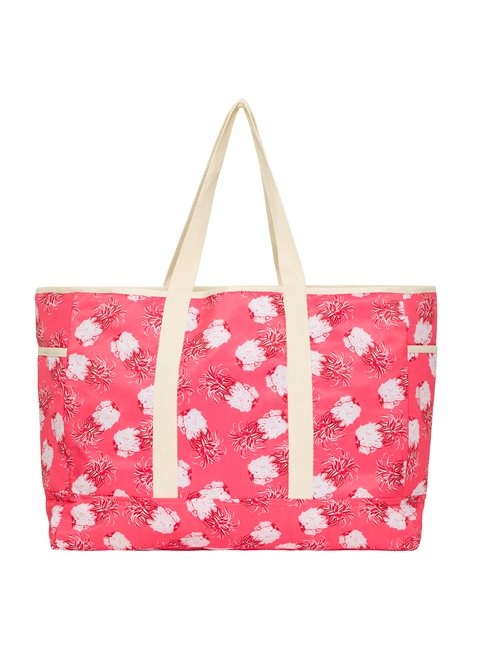 Fruity Cocktail Beach Bag