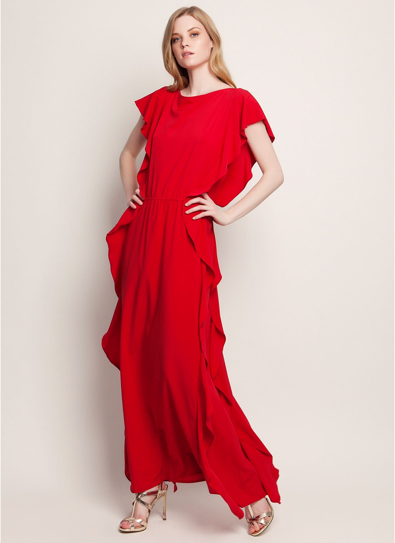 Red Sunday Dresses