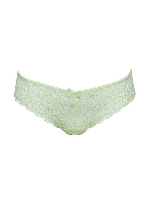 Lime Lace Boxer