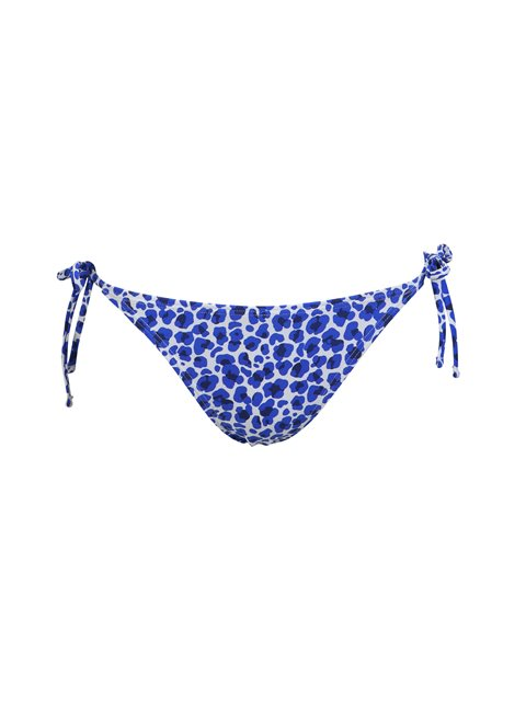 Artemis Blue Leopard Bottom