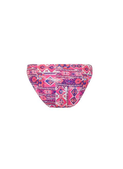 Asia Pink Aztec Bottom