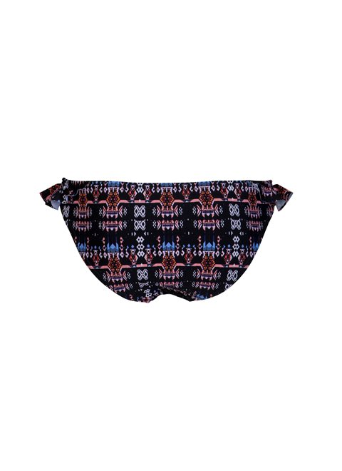 Thoe Black Aztec Bottom