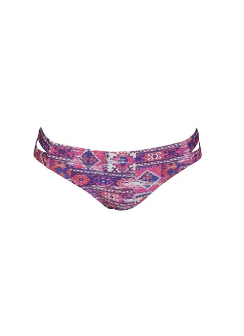 Menippe Pink Aztec Split Side Bottom
