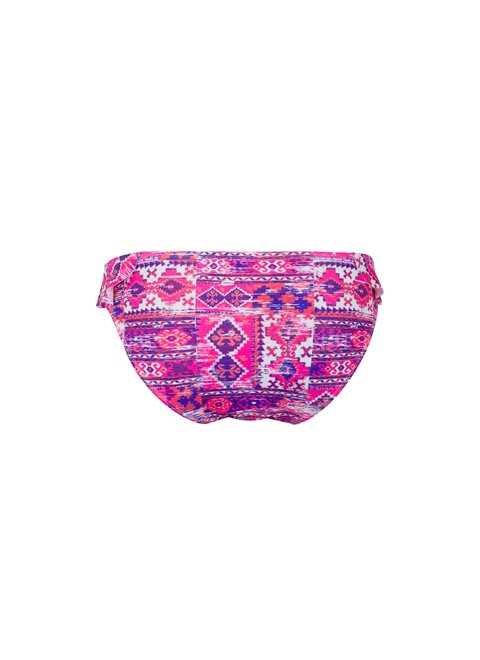 Erato Pink Aztec Frill Bottom