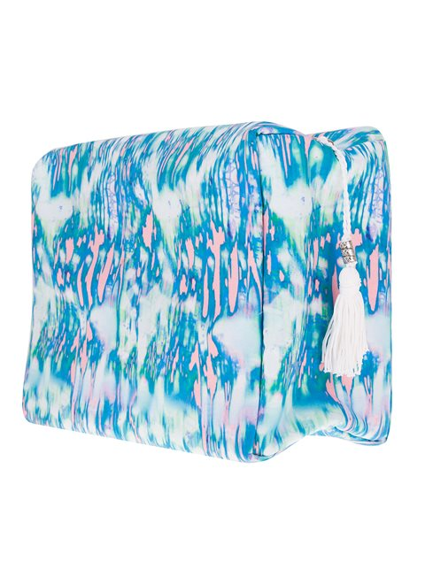Rhea Tie Dye Beauty Case