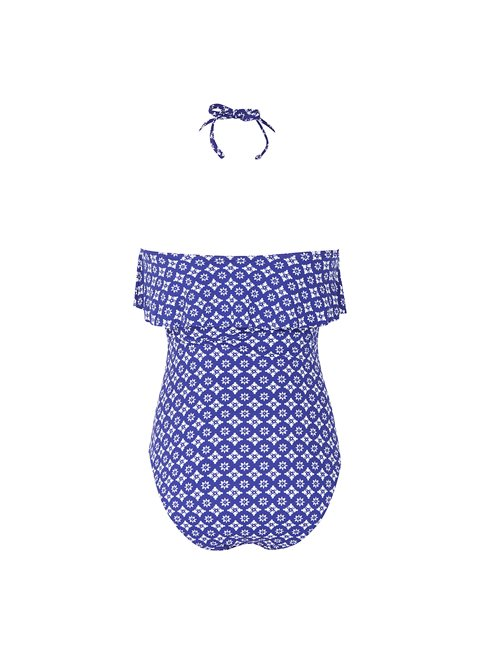 Panope Tile Swimsuit