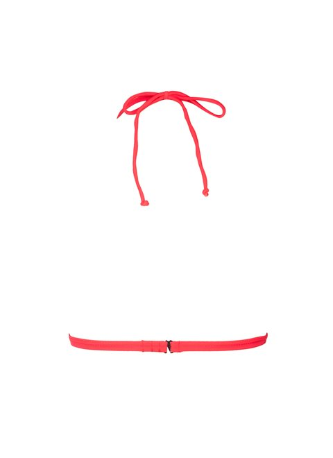 Sea Loves Salt Double Strap Red Top