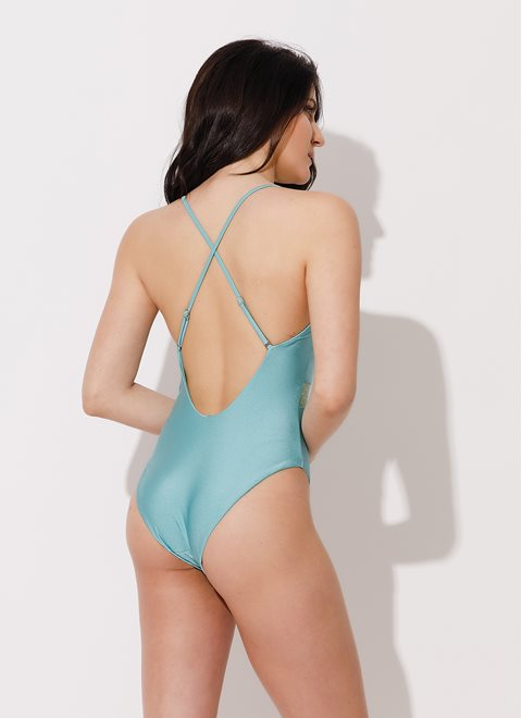 Apollonia Mint Onepiece
