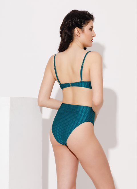 Cassandra High Waist Green Bottom