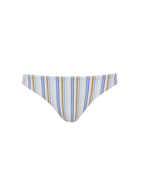 Athenais Striped Bottom