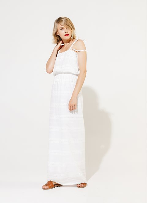 Romantica White Dress