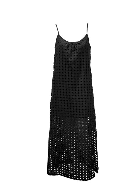 Gaia Black Dress