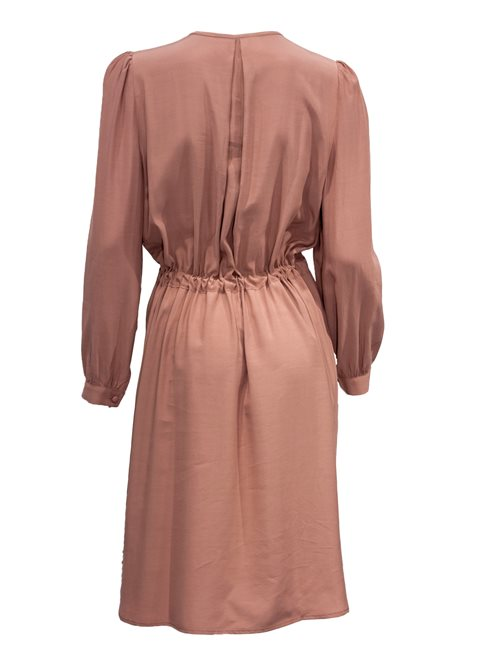 Mia Clay Midi Dress