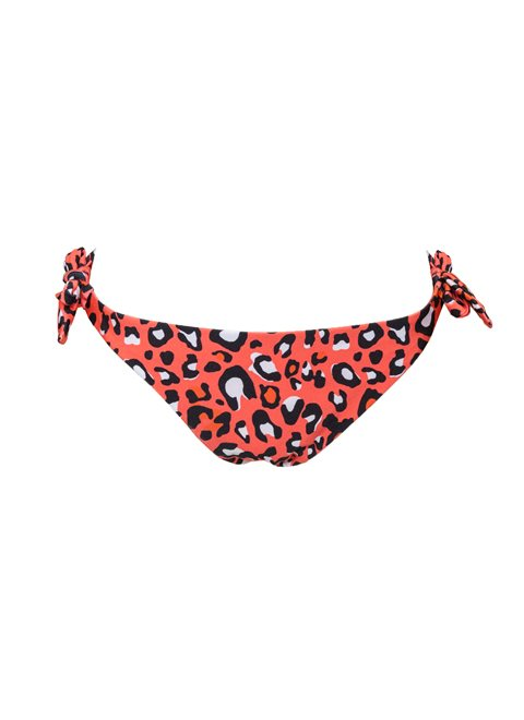 Eriphyle Red Leopard Brief