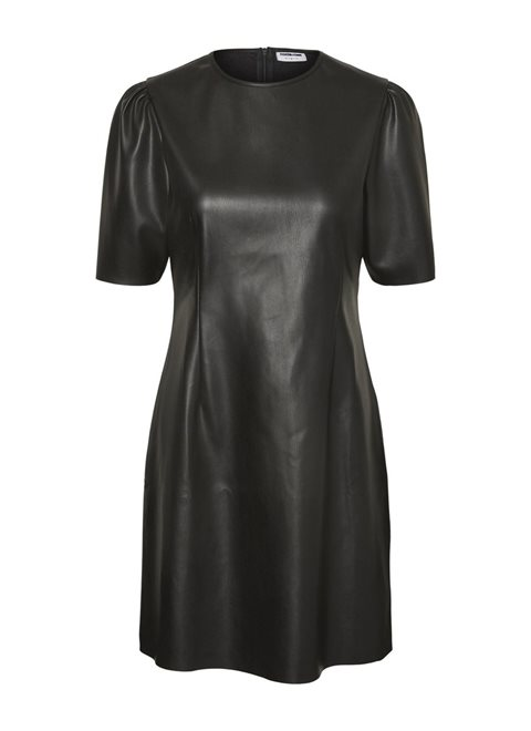 Noisy May Hill Black Leather Dress
