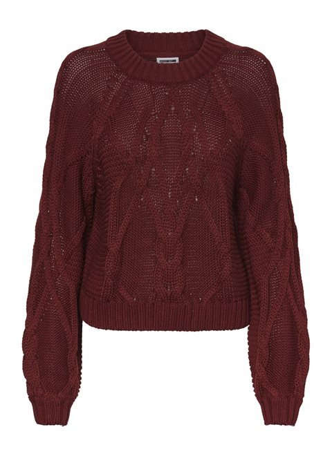 Noisy May Tiffani Crop Knit