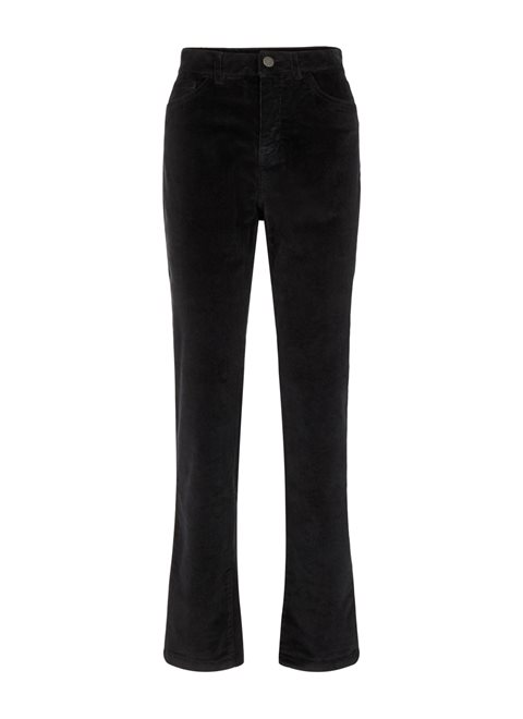 Noisy May Jenna Black Cord Pants